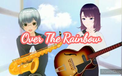紅坂彩音/Over The Rainbow ギターでご一緒させていただきました。